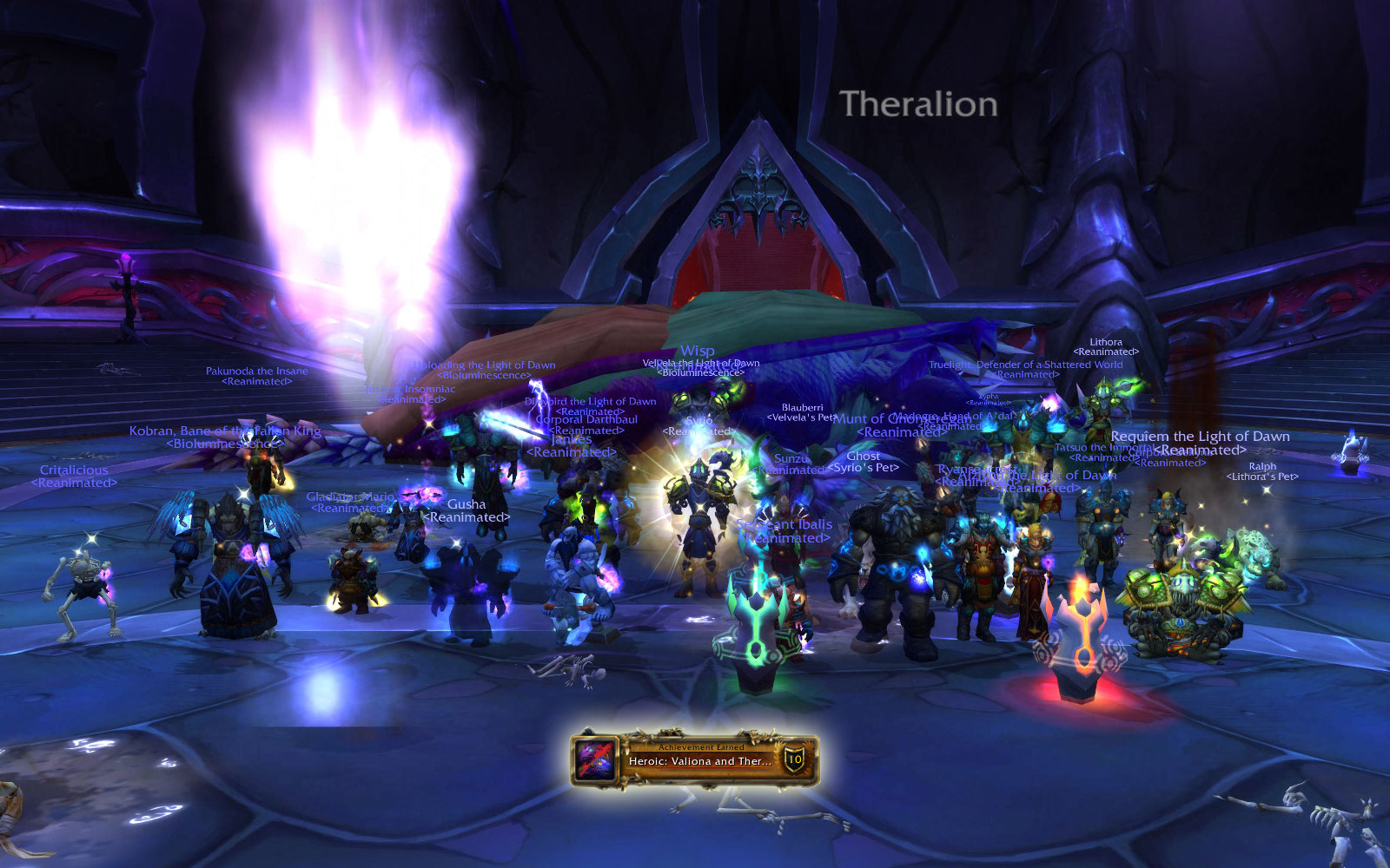 Heroic Bastion of Twilight: Valiona and Theralion