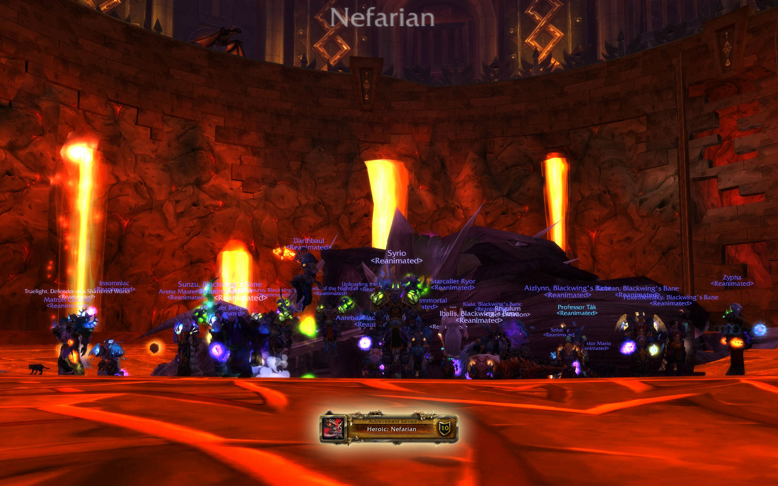 Heroic Blackwing Descent: Nefarian